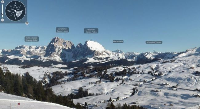 Webcam Alpe di Siusi